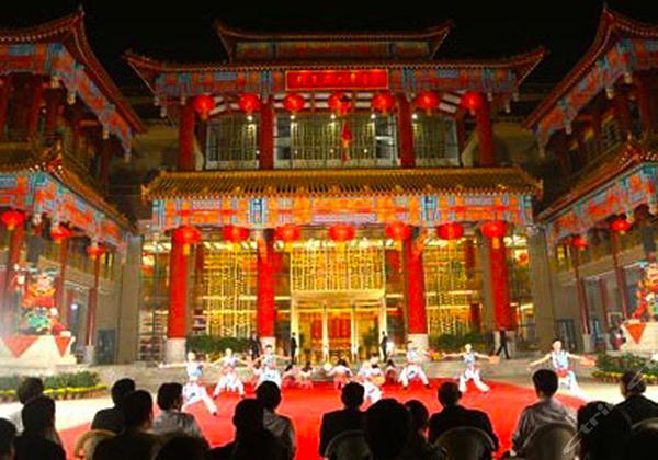 乐彭城大舞台120元票价