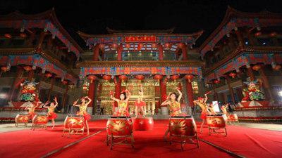 泰安刘老根大舞台演出